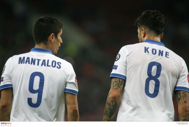 Euro 2016 Qualifiers: Shocking home defeat for Greece | tovima.gr