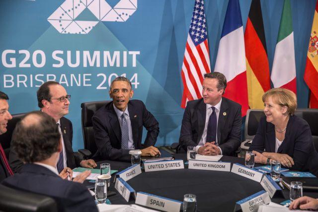 G20: «Ναι» σε μέτρα ενίσχυσης της παγκόσμιας ανάπτυξης | tovima.gr