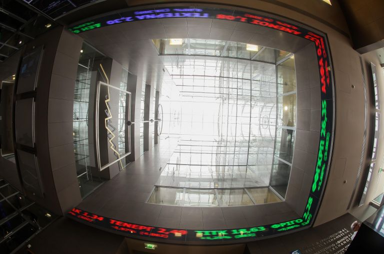 Με πτώση 1,01% έκλεισε το Χρηματιστήριο Αθηνών την Δευτέρα   tovima.gr