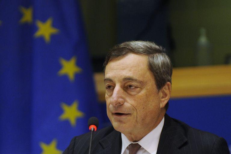 Ντράγκι: Η εποπτεία της ΕΚΤ δεν θα ευνοεί το shadow banking | tovima.gr