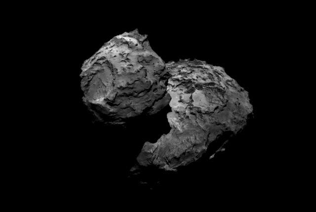Το νερό του κομήτη 67P δεν μοιάζει με αυτό της Γης   tovima.gr