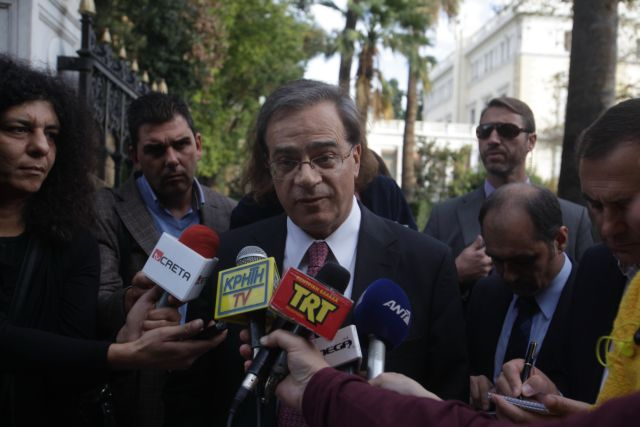 """Hardouvelis: """"Nothing official on bailout program extension"""" 