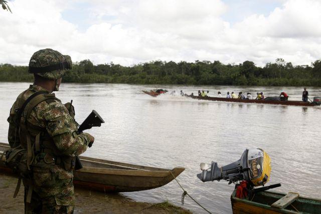 Τέλος η μονομερής εκεχειρία, αποφάσισαν οι FARC της Κολομβίας   tovima.gr