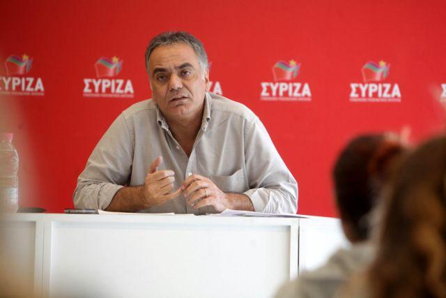 "SYRIZA responds to Stournaras' ""political intervention"" | tovima.gr"