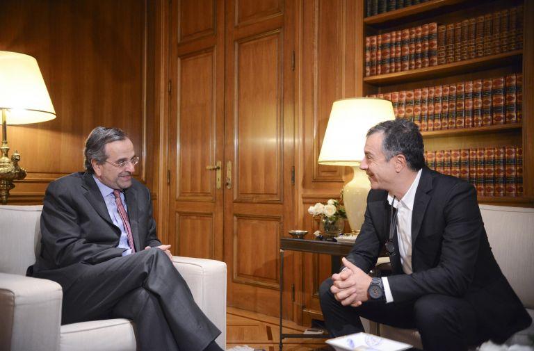 Στ. Θεοδωράκης: Να μην γίνει τζόκερ ο Πρόεδρος της Δημοκρατίας | tovima.gr