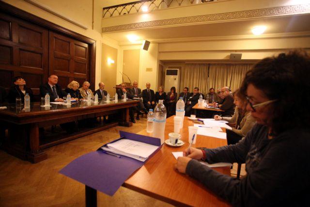 Νομικό μπλόκο κατά του νέου πολιτικού Κώδικα   tovima.gr