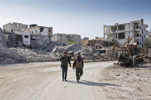 Τουρκία: Ο στρατός έπληξε θέσεις Κούρδων μαχητών της Συρίας | tovima.gr