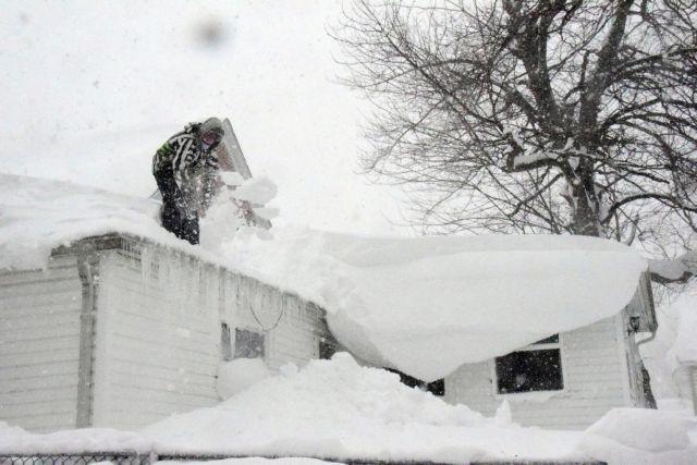 Πρωτοφανές ψύχος στις ΗΠΑ – Θερμοκρασίες ακόμη και στους -37 | tovima.gr