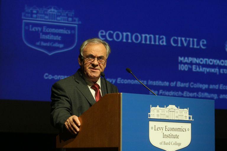 Δραγασάκης: Δημοκρατική διέξοδος οι πρόωρες εκλογές   tovima.gr
