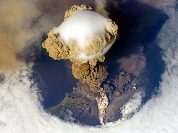 Πρόσφατες ηφαιστειακές εκρήξεις επιβραδύνουν την κλιματική αλλαγή | tovima.gr