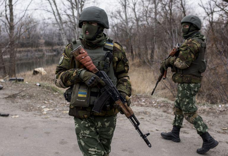 Ουκρανία: Η αποστολή του ΟΑΣΕ δέχθηκε πυρά | tovima.gr