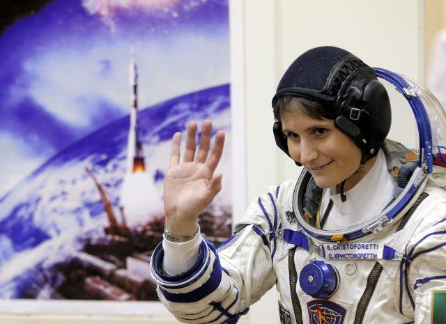 Xαβιάρι και εσπρέσο στον Διεθνή Διαστημικό Σταθμό | tovima.gr