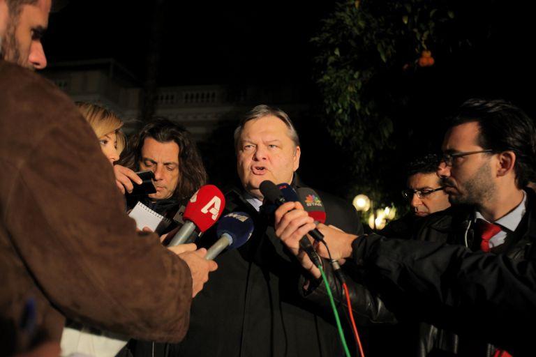 Ευ. Βενιζέλος: «Στόχος είναι το Eurogroup της 8ης Δεκεμβρίου» | tovima.gr