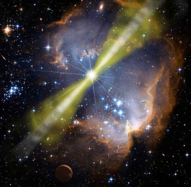 Εννέα στους δέκα γαλαξίες «εχθρικοί για τη ζωή» | tovima.gr