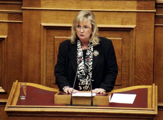 Independent Greeks MP Xoulidou alleges bribery attempt | tovima.gr