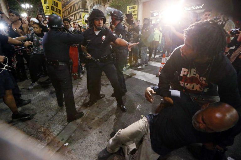 ΟΗΕ: Κατηγορεί την αστυνομία των ΗΠΑ για χρήση υπερβολικής βίας | tovima.gr