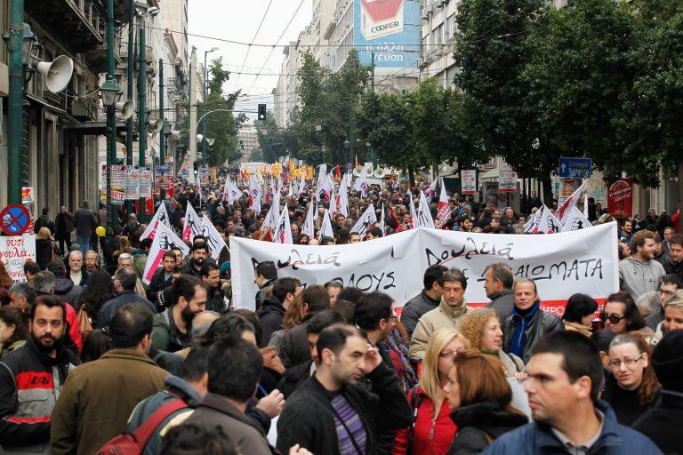 Συλλαλητήρια την Κυριακή κατά των απαιτήσεων της τρόικας | tovima.gr