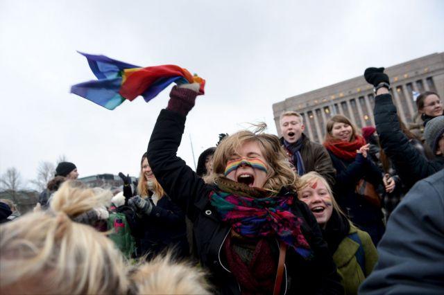 Φινλανδία: Νομιμοποίηση των γάμων μεταξύ ομοφυλοφίλων | tovima.gr