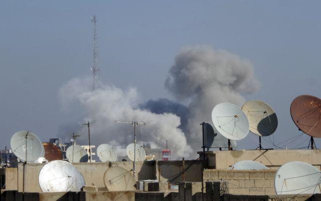 Η «πρωτεύουσα» του ISIS, Ράκα, στο στόχαστρο των δυτικών | tovima.gr