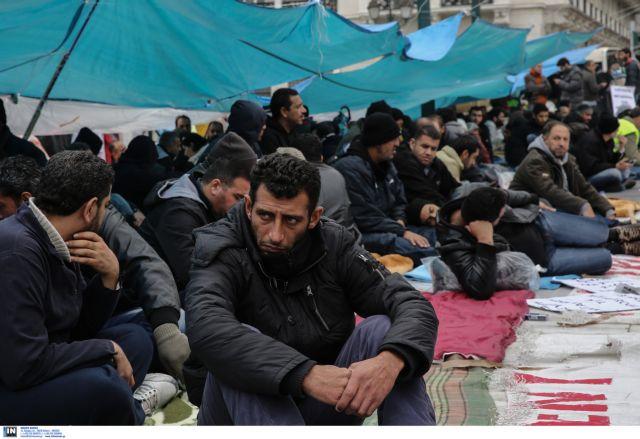 Σύροι πρόσφυγες: Με το βλέμμα στραμμένο στην Ευρώπη   tovima.gr