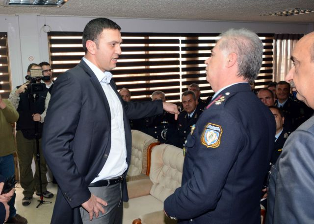 Συνέδριο αξιωματικών της ΕΛ.ΑΣ. στη σκιά της έκρηξης Κικίλια στην Πάτρα   tovima.gr