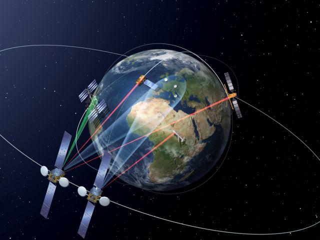 Σε δοκιμή το νέο ευρωπαϊκό σύστημα δορυφορικών επικοινωνιών | tovima.gr