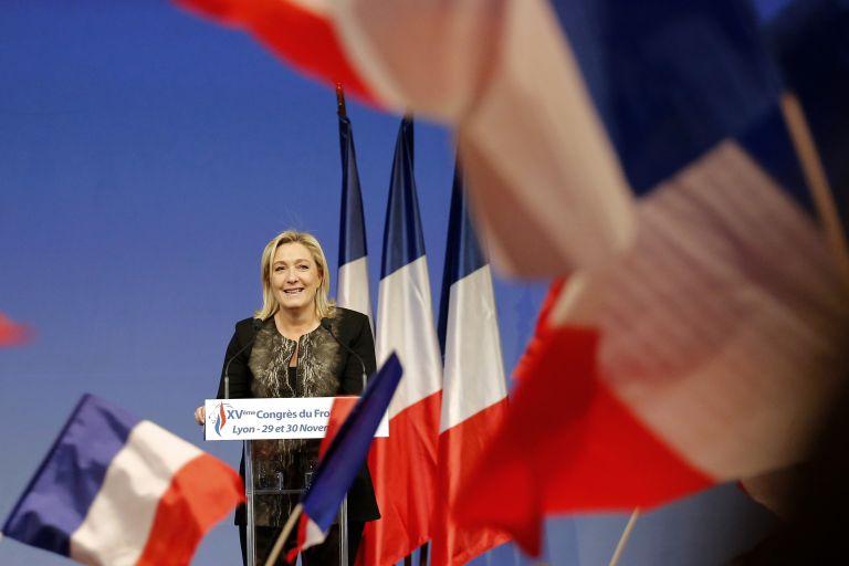 Η Μαρίν Λεπέν θριαμβολογεί για τη μη εκλογή του Σταύρου Δήμα | tovima.gr