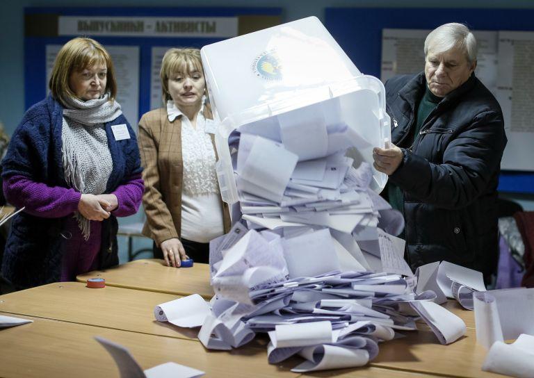Μολδαβία: Πρώτο το φιλορωσικό κόμμα, στο 44,4  οι φιλοευρωπαϊστές   tovima.gr