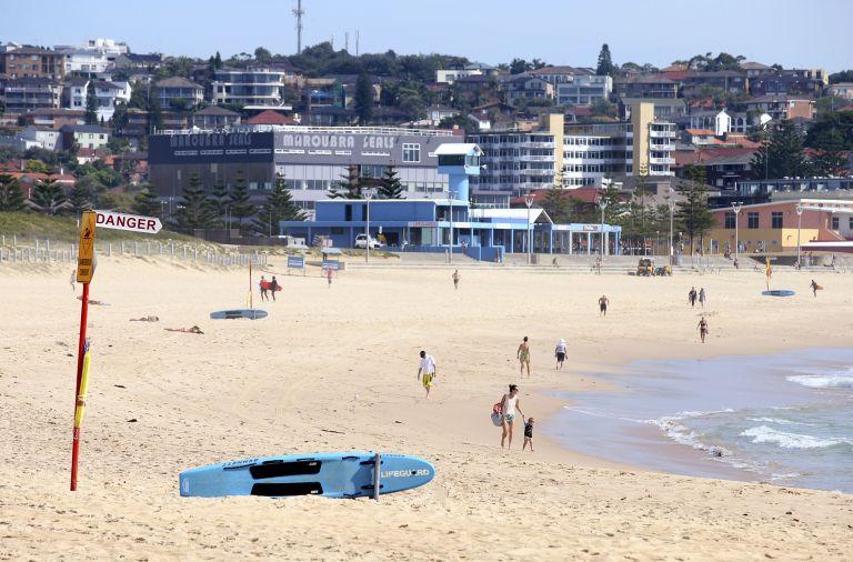 Παιδιά βρήκαν βρέφος θαμμένο σε παραλία του Σίδνεϊ | tovima.gr