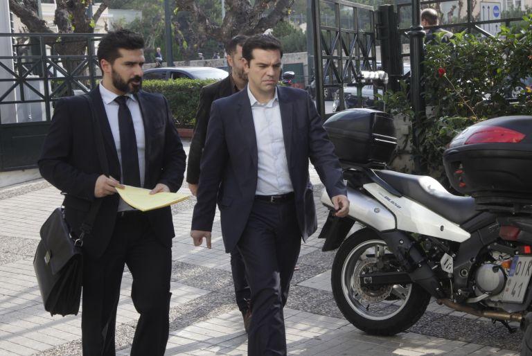 Συμφωνία Τσίπρα με Βουδούρη-Παραστατίδη | tovima.gr
