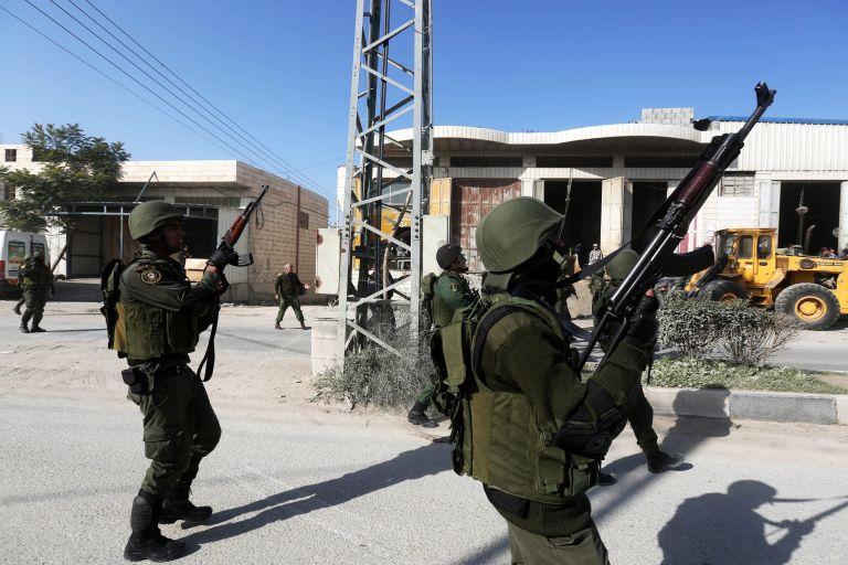 Ιερουσαλήμ: Παλαιστίνιος τραυμάτισε με μαχαίρι δύο Ισραηλινούς   tovima.gr