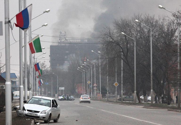Τσετσενία: 24 νεκροί από επίθεση ανταρτών στο Γκρόνζι | tovima.gr
