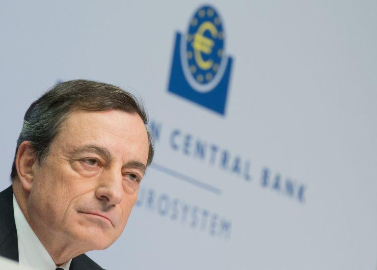 Ντράγκι: Δεν θα διαλυθεί η ευρωζώνη, γι' αυτό δεν υπάρχει Plan B | tovima.gr