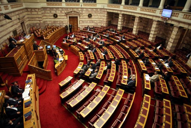 Group of MPs in favor of the current Assembly electing a new President | tovima.gr