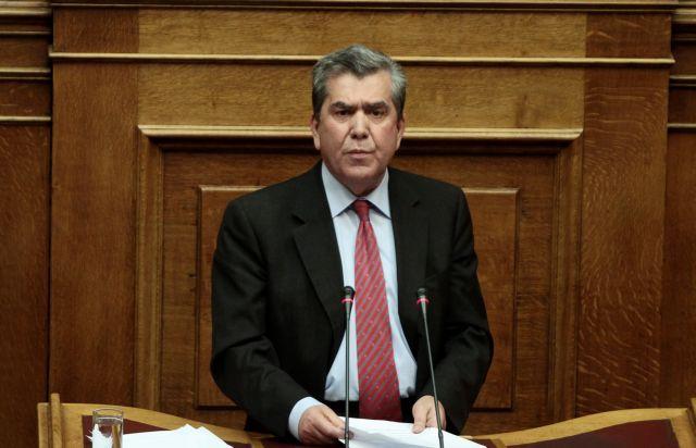 Μητρόπουλος:Θα λογοδοτήσουν Δήμας,Παπανδρέου για μνημόνια | tovima.gr