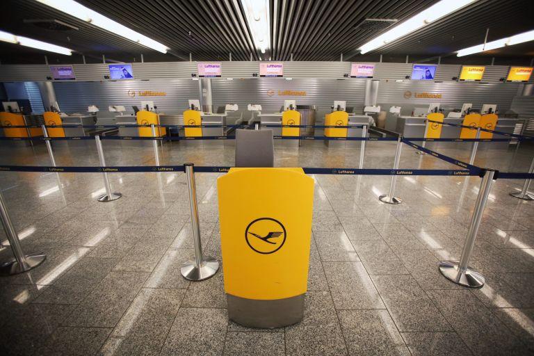 «Αναπόφευκτη» νέα απεργία στη Lufthansa από την Παρασκευή | tovima.gr