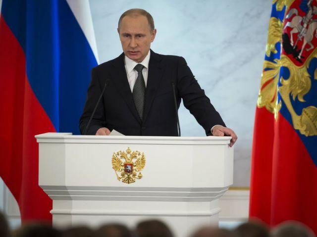 Πούτιν:Ο «καλός τσάρος» και το «πολιορκημένο φρούριο» | tovima.gr