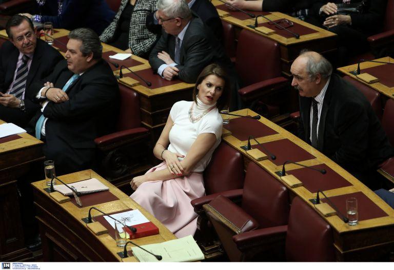 Ψηφίζει Στ. Δήμα η ανεξάρτητη Κατερίνα Μάρκου | tovima.gr