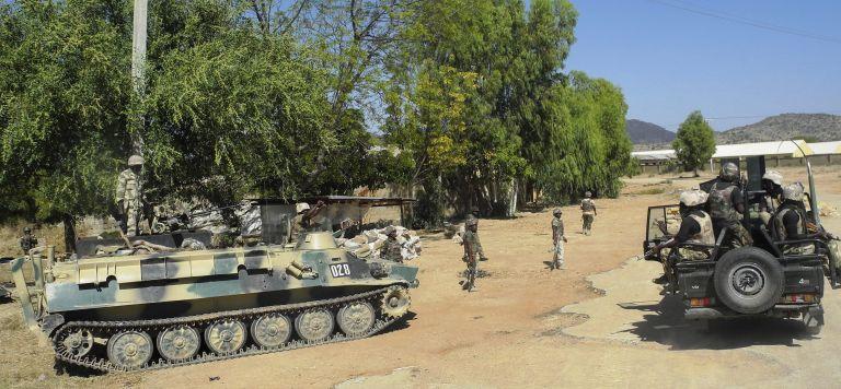 Νιγηρία: Σε εξέλιξη μεγάλη στρατιωτική επιχείρηση κατά της Μπόκο Χαράμ | tovima.gr