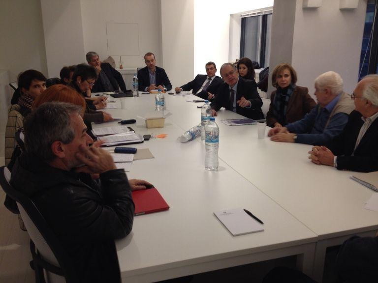 Πρώτη επίσκεψη  της Κατερίνας Κοσκινά στο ΕΜΣΤ | tovima.gr