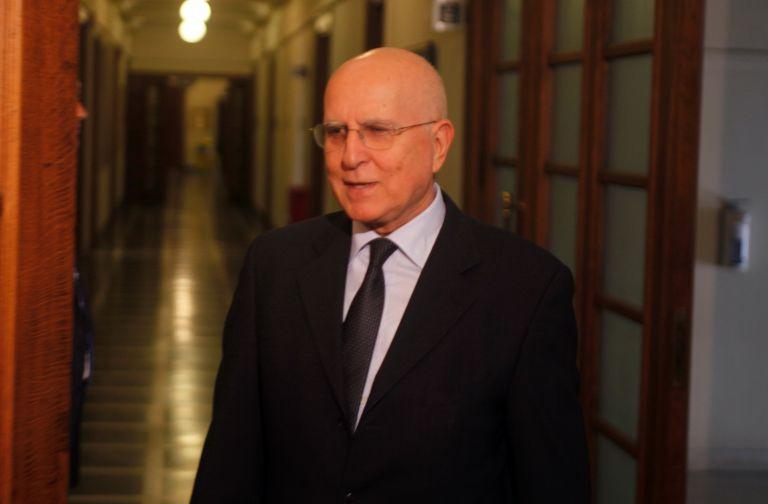 Στ. Δήμας: «Οι έλληνες βουλευτές θα σκεφτούν το εθνικό συμφέρον πέρα από κομματικές περιχαρακώσεις» | tovima.gr