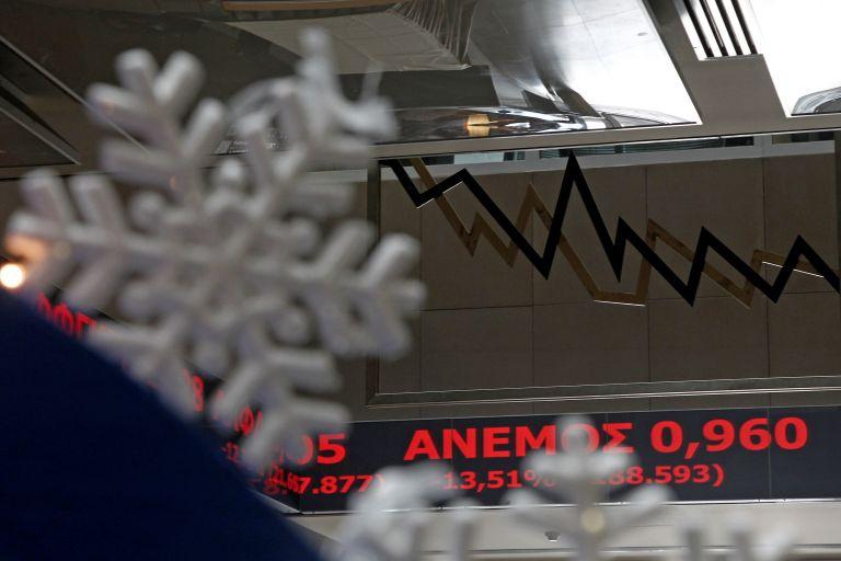 Μαύρη Τρίτη για το χρηματιστήριο: Το μεγαλύτερο ξεπούλημα από το 1987 | tovima.gr
