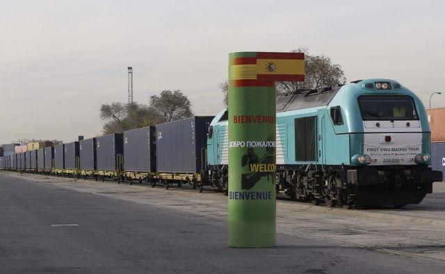 Το τρένο του Δρόμου του Μεταξιού ένωσε Κίνα με Ισπανία | tovima.gr