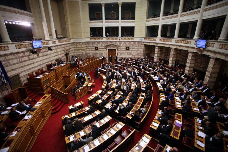 Σε διαρροές από τη ΔΗΜΑΡ και τους ΑΝ.ΕΛ. ελπίζει η δικομματική κυβέρνηση για την εκλογή Προέδρου Δημοκρατίας | tovima.gr