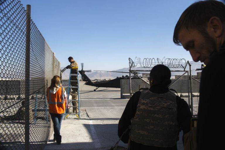 Αφγανιστάν: Κλείνει η φυλακή στη βάση του Μπαγκράμ | tovima.gr