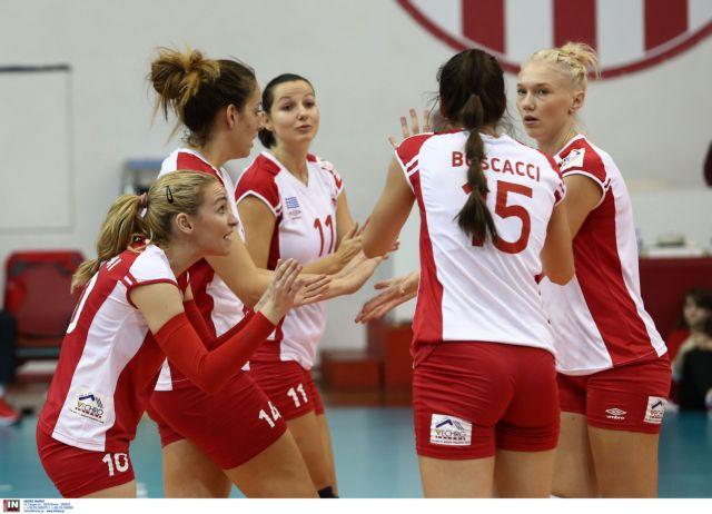 Στους «8» του Challenge Cup προκρίθηκε ο Ολυμπιακός   tovima.gr