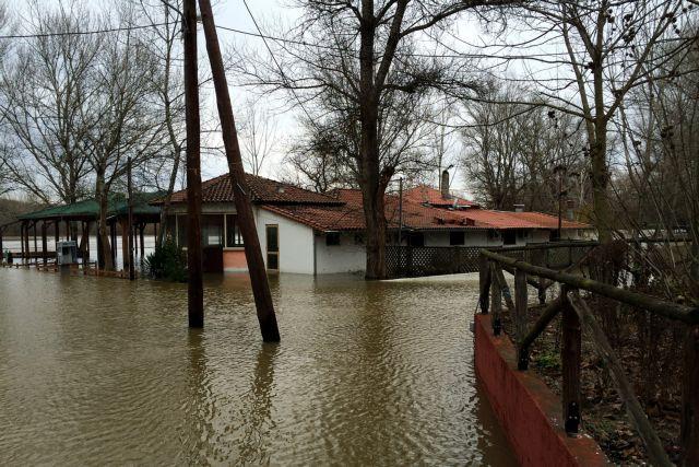 Villages near River Evros evacuated due to flood threat   tovima.gr