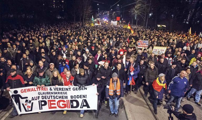 Deutsche Welle: Ενισχύεται το Pegida μετά το χτύπημα στο Παρίσι | tovima.gr