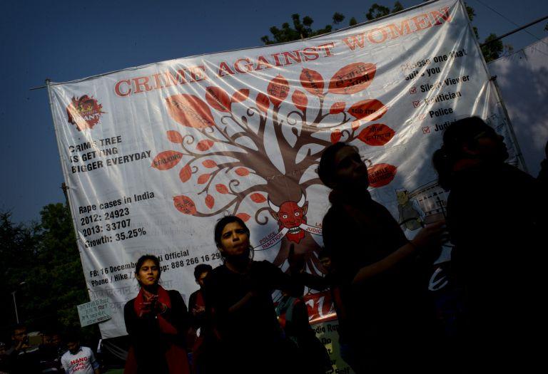 Νέο Δελχί: Αυξήθηκαν δραματικά οι βιασμοί το 2014 | tovima.gr
