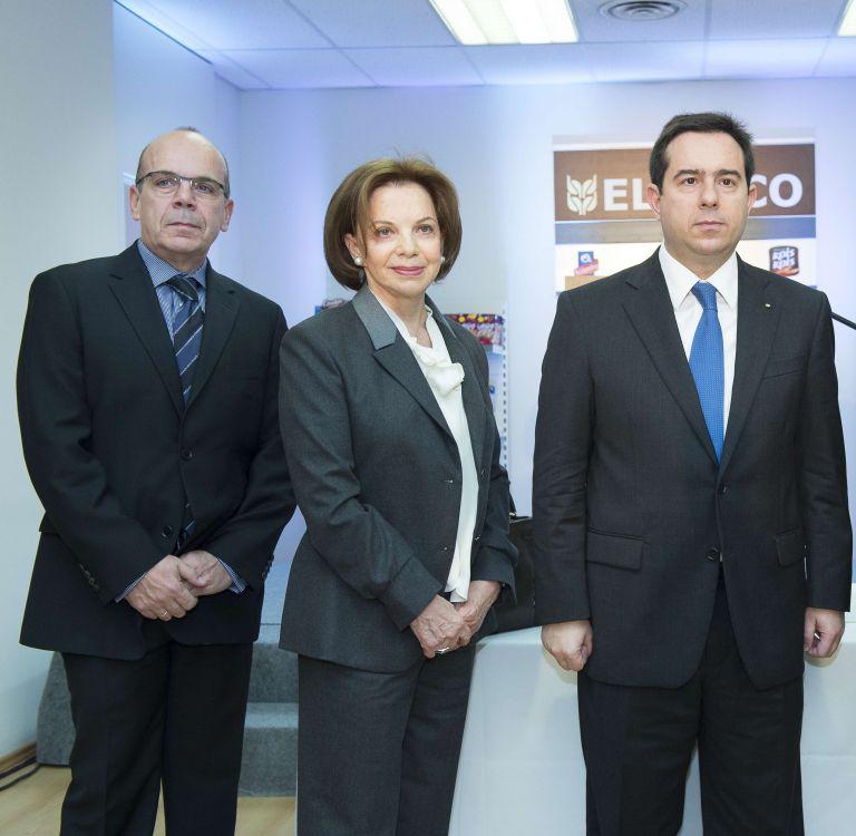 Εγκαινιάστηκε η νέα γραμμή παραγωγής ψωμιού της Elbisco   tovima.gr